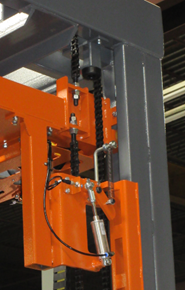 Rotary Arm Stretch Wrapper For Distribution Centers
