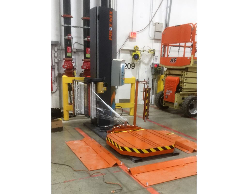 Phoenix PHPA-2150 Automatic Stretch Wrapper