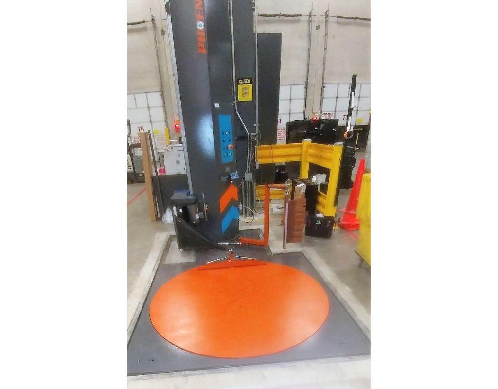 Phoenix PLPA-2150 Automatic Stretch Wrapper